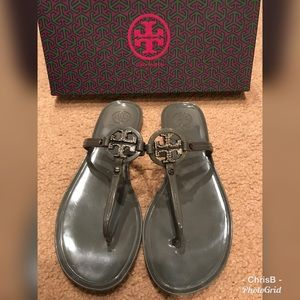 9e33bd2a2 Tory Burch Mini Miller Jelly w Crystals